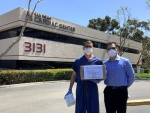 Sharp Memorial - San Diego Cardic Center-500 surgical masks.jpg